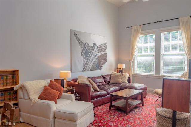 2840 NW Peachtree Rd #507, Atlanta, GA 30305 (MLS #8483555) :: Buffington Real Estate Group