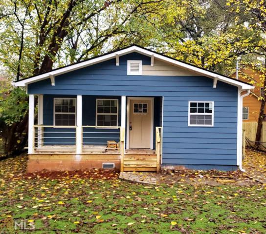 1054 SW Hubbard, Atlanta, GA 30310 (MLS #8483689) :: Ashton Taylor Realty