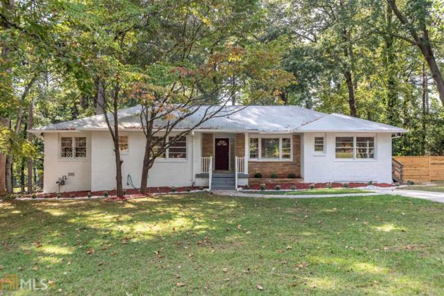3407 Parkview, College Park, GA 30337 (MLS #8483935) :: Team Cozart