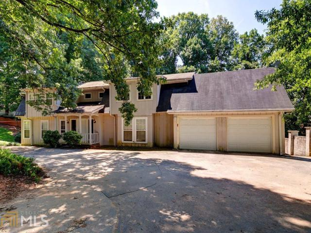 305 Franklin Rd, Atlanta, GA 30342 (MLS #8483946) :: Buffington Real Estate Group
