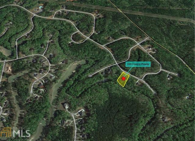 109 Forest Pt Dr, Forsyth, GA 31029 (MLS #8484452) :: Team Cozart