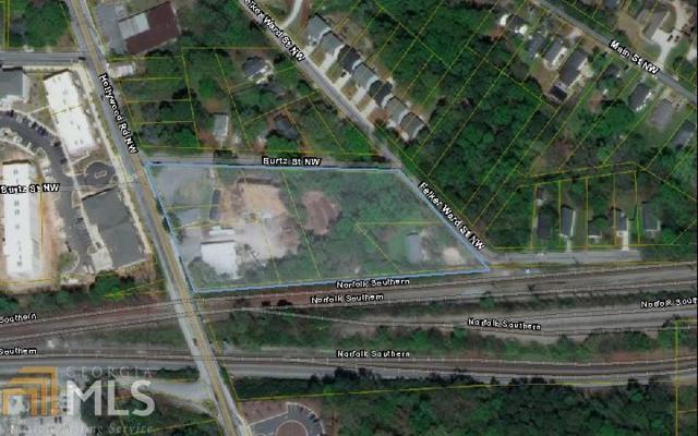 1889 Hollywood Rd, Atlanta, GA 30318 (MLS #8484533) :: Royal T Realty, Inc.