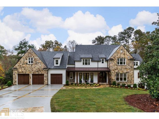 315 Glencastle Dr, Sandy Springs, GA 30327 (MLS #8485174) :: Buffington Real Estate Group