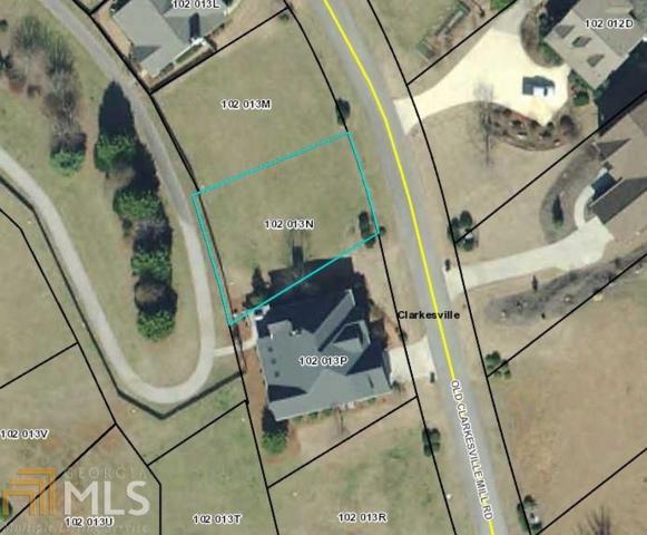 0 Old Clarkesville Mill Rd #13, Clarkesville, GA 30523 (MLS #8485277) :: Rettro Group