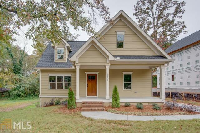 3279 Connally, College Park, GA 30337 (MLS #8485649) :: Team Cozart