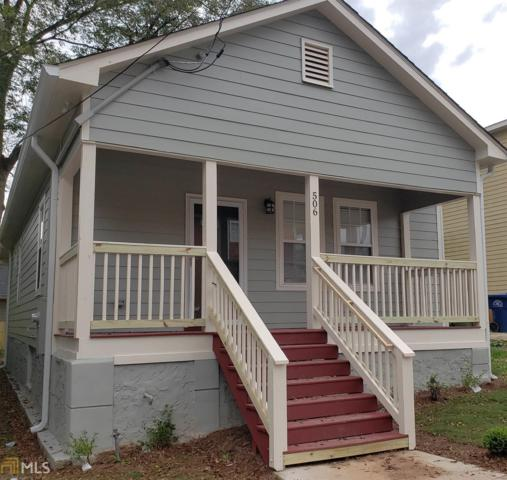 506 Mary St, Atlanta, GA 30310 (MLS #8485928) :: Ashton Taylor Realty