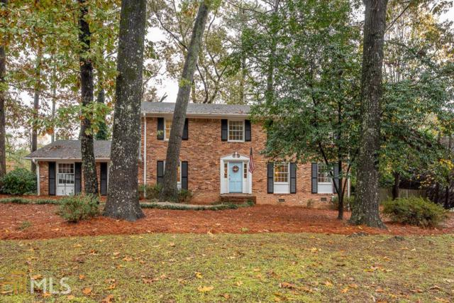 4473 E Kingspoint Cir, Dunwoody, GA 30338 (MLS #8486037) :: The Durham Team