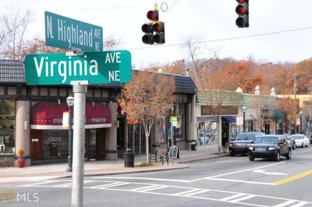 760 Virginia Cir B, Atlanta, GA 30306 (MLS #8486770) :: Bonds Realty Group Keller Williams Realty - Atlanta Partners