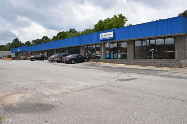 114-130 Depot, Franklin, NC 28734 (MLS #8486915) :: Team Cozart