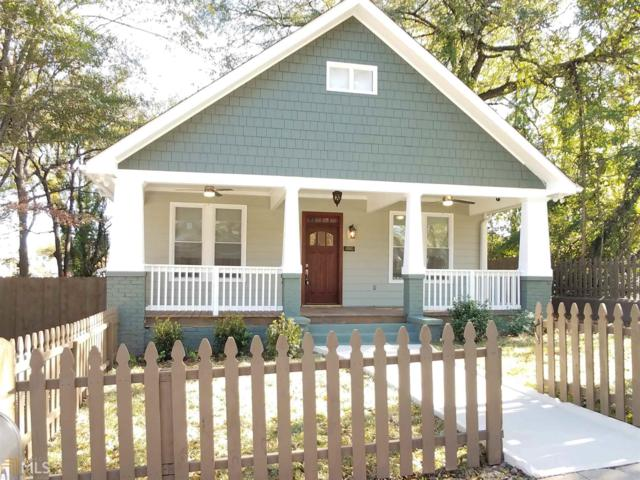 2610 Cheney St, East Point, GA 30344 (MLS #8487022) :: Buffington Real Estate Group