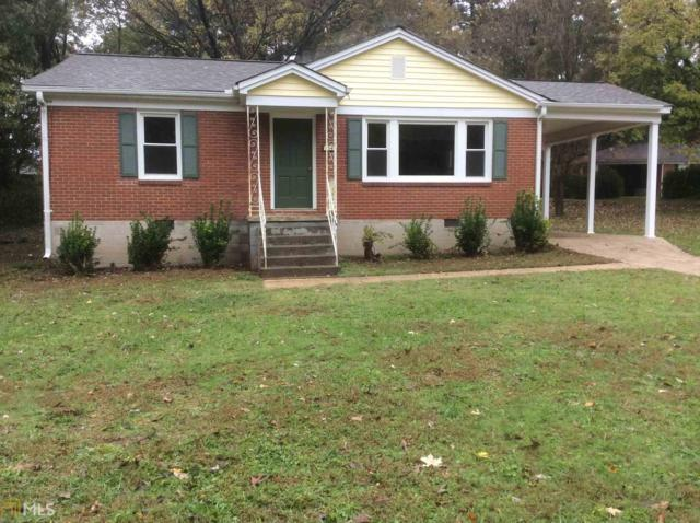 1545 Cloverdale, Marietta, GA 30067 (MLS #8487023) :: Team Cozart