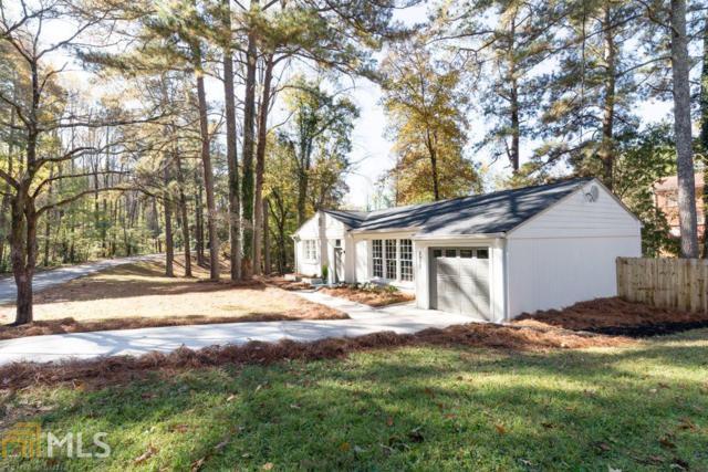 2977 NW Eleanor Ter #1, Atlanta, GA 30318 (MLS #8487111) :: Buffington Real Estate Group
