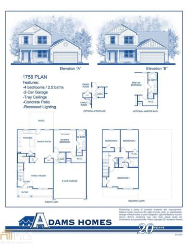 878 Crescent #50, Griffin, GA 30224 (MLS #8487118) :: Buffington Real Estate Group