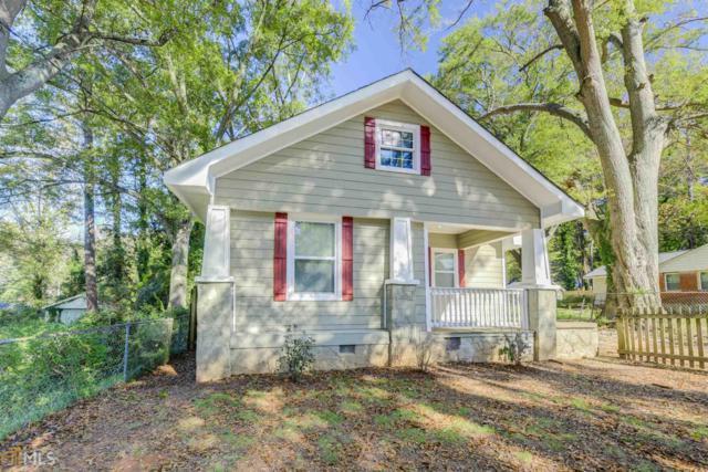 1387 Avon, Atlanta, GA 30310 (MLS #8487221) :: Buffington Real Estate Group