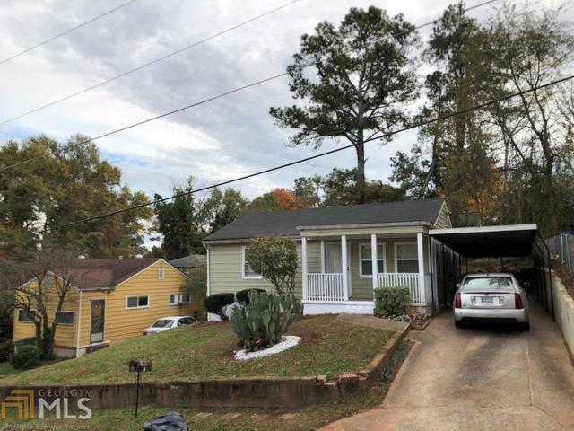 208 Upshaw St, Atlanta, GA 30315 (MLS #8488370) :: Buffington Real Estate Group