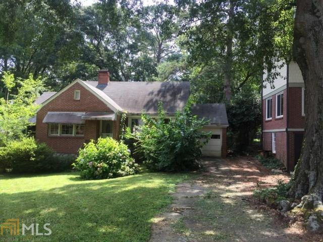 1022 S Mcdonough St, Decatur, GA 30030 (MLS #8489143) :: Buffington Real Estate Group