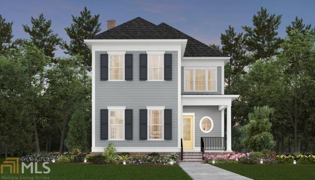 245 Thompson St, Alpharetta, GA 30009 (MLS #8489211) :: Buffington Real Estate Group