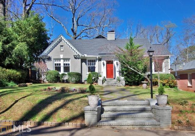 1330 Emory Rd, Atlanta, GA 30306 (MLS #8489784) :: Buffington Real Estate Group