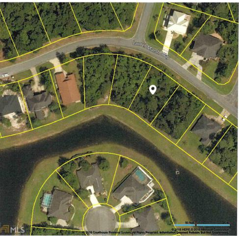 0 Laurel Marsh Lot 61, Kingsland, GA 31548 (MLS #8489961) :: Team Cozart