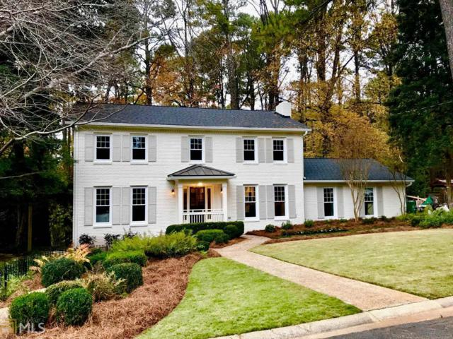 2848 Woodland Park, Atlanta, GA 30345 (MLS #8490400) :: Royal T Realty, Inc.