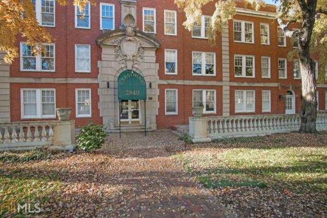 2840 Peachtree Rd #404, Atlanta, GA 30305 (MLS #8490527) :: Buffington Real Estate Group