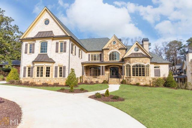 45 Mount Paran Rd, Atlanta, GA 30327 (MLS #8490766) :: Buffington Real Estate Group