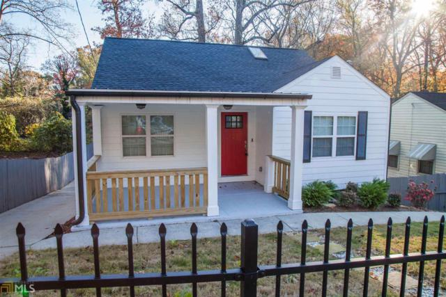 1362 Chambers Ave, East Point, GA 30344 (MLS #8490958) :: Buffington Real Estate Group