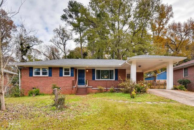 2172 Cloverdale Dr, Atlanta, GA 30316 (MLS #8491504) :: Team Cozart