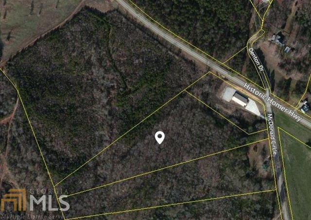 0 Mcdonald Cir, Commerce, GA 30529 (MLS #8492547) :: Buffington Real Estate Group