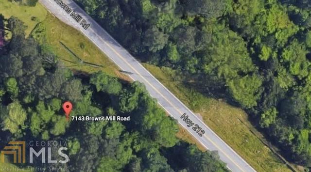 7151 Browns Mill Rd, Lithonia, GA 30038 (MLS #8492805) :: Team Cozart