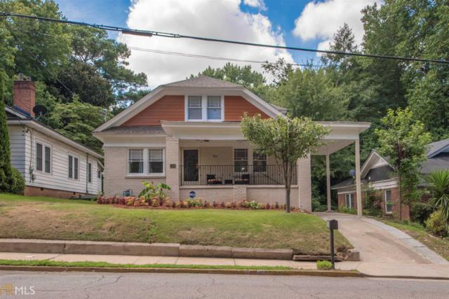 1854 Lyle Ave, College Park, GA 30337 (MLS #8492884) :: Team Cozart