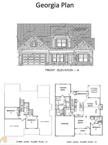 1539 Scales Creek Rd, Homer, GA 30547 (MLS #8492999) :: Royal T Realty, Inc.