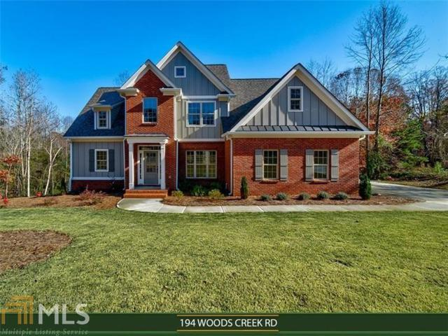 194 Woods Creek Rd, Jefferson, GA 30549 (MLS #8493693) :: Todd Lemoine Team