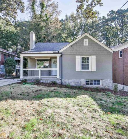 1368 Boulevard Lorraine, Atlanta, GA 30311 (MLS #8494218) :: Buffington Real Estate Group