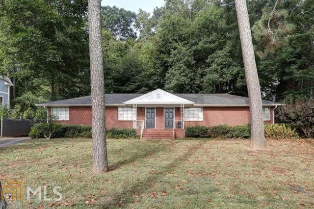 2160 Northside Dr, Atlanta, GA 30305 (MLS #8494519) :: Team Cozart