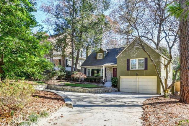 1397 Briarcliff Rd, Atlanta, GA 30306 (MLS #8494602) :: Buffington Real Estate Group