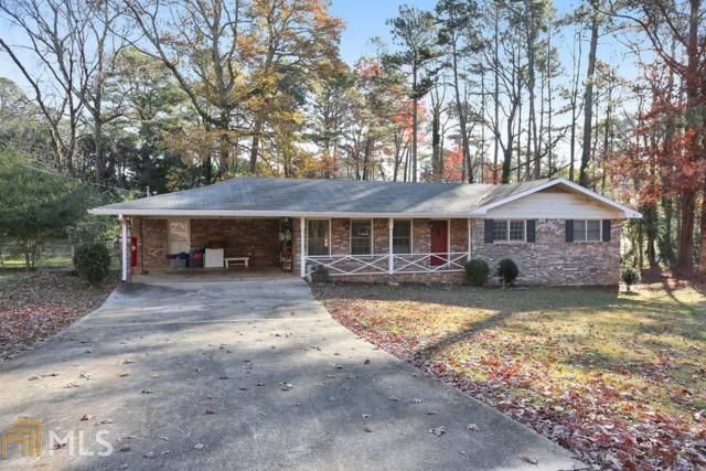 886 Oakhill Ct, Stone Mountain, GA 30087 (MLS #8495711) :: Buffington Real Estate Group