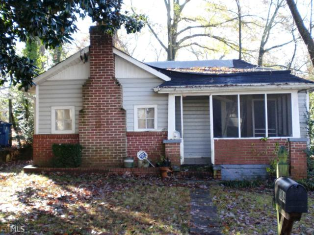 1384 Womack Ave, East Point, GA 30344 (MLS #8496052) :: Buffington Real Estate Group