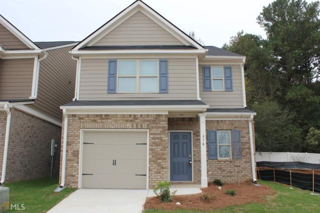 316 Rankin Circle, Mcdonough, GA 30253 (MLS #8496252) :: The Durham Team