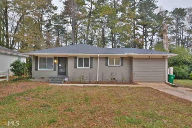 3434 Lark Ln, Decatur, GA 30032 (MLS #8496270) :: Ashton Taylor Realty