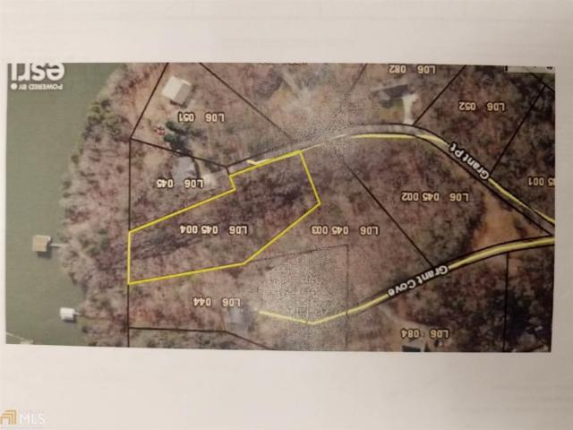 0 Grant Cv Lot 3, Dawsonville, GA 30534 (MLS #8497103) :: Buffington Real Estate Group