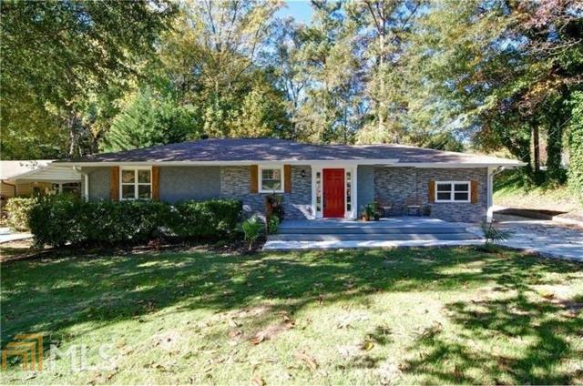 1960 Glenroy Place Se, Smyrna, GA 30080 (MLS #8497414) :: Buffington Real Estate Group