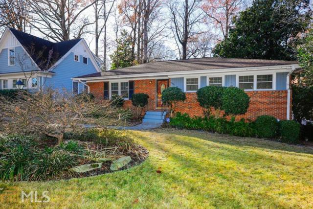 1386 Wessyngton Road Ne, Atlanta, GA 30306 (MLS #8497571) :: Buffington Real Estate Group