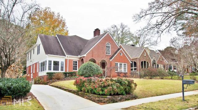 1681 Noble Drive Ne, Atlanta, GA 30306 (MLS #8497634) :: Buffington Real Estate Group