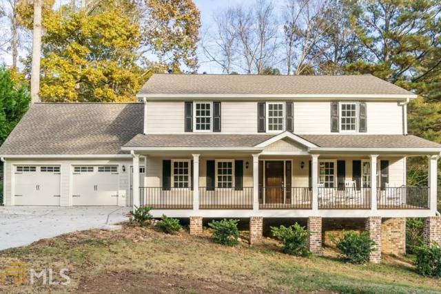 3543 Clubland Drive, Marietta, GA 30068 (MLS #8497703) :: The Holly Purcell Group