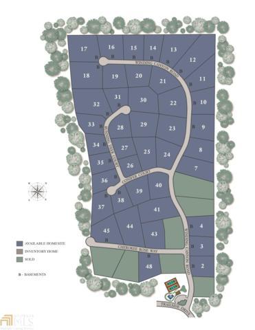 6815 Cherokee Rose Way #44, Flowery Branch, GA 30542 (MLS #8497748) :: Buffington Real Estate Group