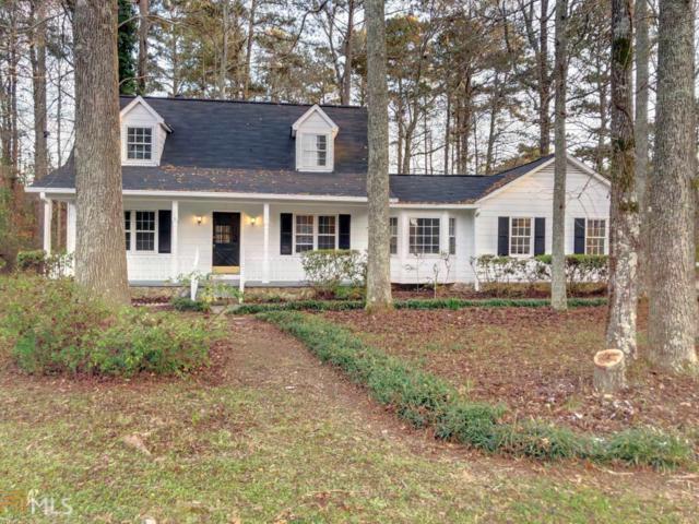 100 Carrollwood Dr, Fayetteville, GA 30215 (MLS #8497802) :: Keller Williams Realty Atlanta Partners