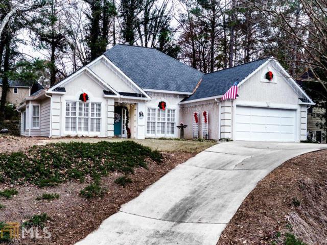 1509 Brookridge Drive, Woodstock, GA 30189 (MLS #8497899) :: RE/MAX Eagle Creek Realty