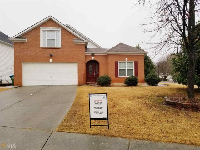 607 Grey Rock, Norcross, GA 30093 (MLS #8497951) :: Keller Williams Realty Atlanta Partners