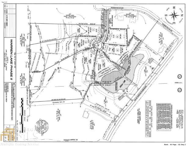 110 Lamar Lane, Fayetteville, GA 30215 (MLS #8497966) :: Keller Williams Realty Atlanta Partners